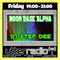 Moon Base Alpha With Stef Dee Live on Utter Radio 013