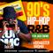 Dj Mixmaster Brown's 90s Hip-Hop RnB New Jack Swing Side C