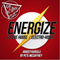 ENERGIZE By Pete McCaffrey - Janvier 2016