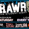The Official Uprawr Warm-up Show on TheOasisRadio with Jo and Ade