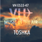 Villahangar Captain music in the air 047 with Toshka