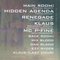 Dan Bland, Ezy Ryder, Mix Blood & Klaus - Live @ Future Methods, York Arts Centre 13.08.99