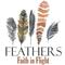 Feathers Podcast Season 9 Episode 4 with Kathleen Cope: Childhood Trauma, Adoption and God's Faithfu