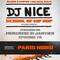 School of Hip Hop Radio Show Special PARIS NORD - 31 01 2018 - DJ NICE