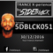 5DBLCK051 - TRANCE X-perience - 30/12/2016