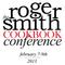 Personal Manuscript Cookbooks - 2013 Roger Smith Cookbook Conference