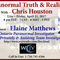 Paranormal Truth & Reality with Chris Houston_20170421