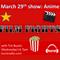 Ep8 Anime: FILM FIGHTS!!! with Tim Bustin (Burst Radio)