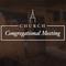 Sunday Night Congregational Meeting — 3-31-19