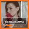 Hannah chats to Theresa Wayman