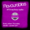 Flavourables in the mix Episode 26 with Chateau Techno and Ici sans Merci