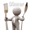 DJ Pieter Dinner 1