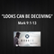 """MARKED Series- """"Looks Can Be Deceiving"""" Mark 9:1-13"""