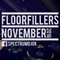 Floorfillers (House & Bass) - November 2016