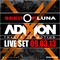 Adixión (Live Set 09.03.2013) - Part 1