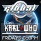 Karl Who Live On Global DnB 15/09/17 (Guest Host Asas)