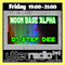 Moon Base Alpha With Stef Dee Live on Utter Radio 015