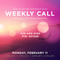 SOC Weekly Call - February 11, 2019 - Event Overview - Kody Bateman, Gregg Bryars & Jordan Adler