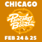 Live at Pancakes at Booze Art Show-Chicago, Feb. 25, 2017