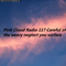 Pink Cloud Radio 117 Careful of the weary neglect you surface