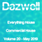 Everything House - Volume 20 - Commercial House - May 2019 by Dazwell