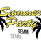 Semm at Summerparty 2016
