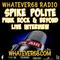 Spike Polite Interview Ruggero Delcuratolo 4.5.21