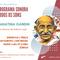 A vida de Mahatma Gandhi com musica de Ednum Lopis no Sonora Radio LoRa 97,5 Mhz Zuerich