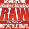 33 ARR RAW: Motorcycle Social - Catching the Waves, Travel Tunes and Rabbit Holes
