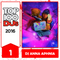Preview I Am DJ Mix #2 New year ( Year 2016) by Anna Aphnia