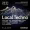 Mind Cure -  Local.Techno 12 Set [28.01 @ Amper SPb]