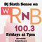 The Vibe on WRNB 100.3 fm from 3 22 2019 at 7pm