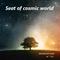 Seat of cosmic world