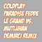 COLDPLAY PARADISE -FEDDE LE GRAND VS. MUTLUHAN DEMIRCI REMIX