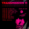 Electronic/House 45s vinyl set for Transmission Montreal (July 4th, 2020)