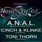 Cinch & Klinke @ Club Inside Emmendingen 08.05.2015