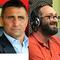 Bruno Giordano e Giulio Cardone a 'Quelli che....' 23012019