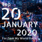 The Top 20 Countdown for 2020 - January Edition