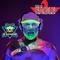 Neon the Glowgobear for #atlantaeagleradio on 3/5/2021