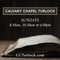 Sunday Evening • Nehemiah 10-12