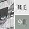 HE-91 / Hallo Echo auf Radio 3FACH / S S S S [Haunter Records / aufnahme + wiedergabe]