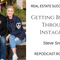 193 - Getting Business Through Instagram with Steve Snider