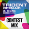 DJ CONTEST PROMO MIX [[[TRIDENT OPEN AIR 2015 Mixed by BRCO