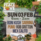 Peace and Love - Sunday Sessions Live - 001 - Roni Kush - 03.02.19