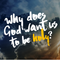 Why does holiness matters to God?