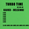 TURBO TIME - Live recording (Helsinki 02.03.2019)