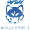 HYSKY - WRUFF STUFF MIXTAPE 1