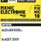 Alex axx koss @ Piknic Electronique 16-08-2009