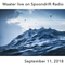 [09-11-2018] Live DJ Set from Spoondrift Radio
