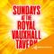 Phil Marriott : Sundays at the Royal Vauxhall Tavern SPRING 2019